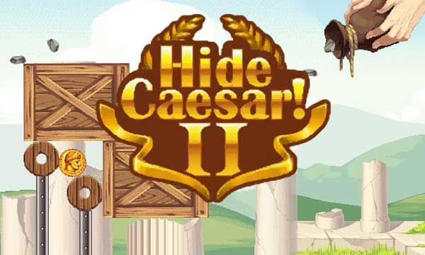 Physic Puzzle - Hide Caesar